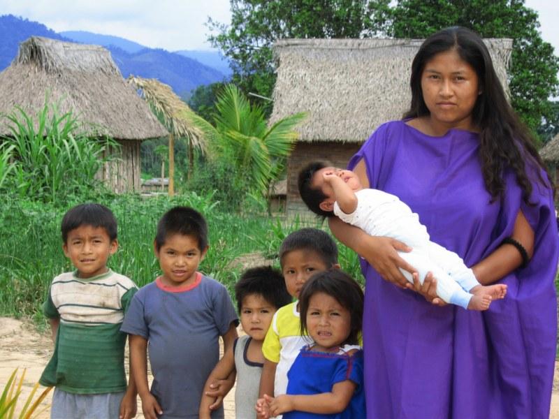 Resultado de imagen para embarazo rural
