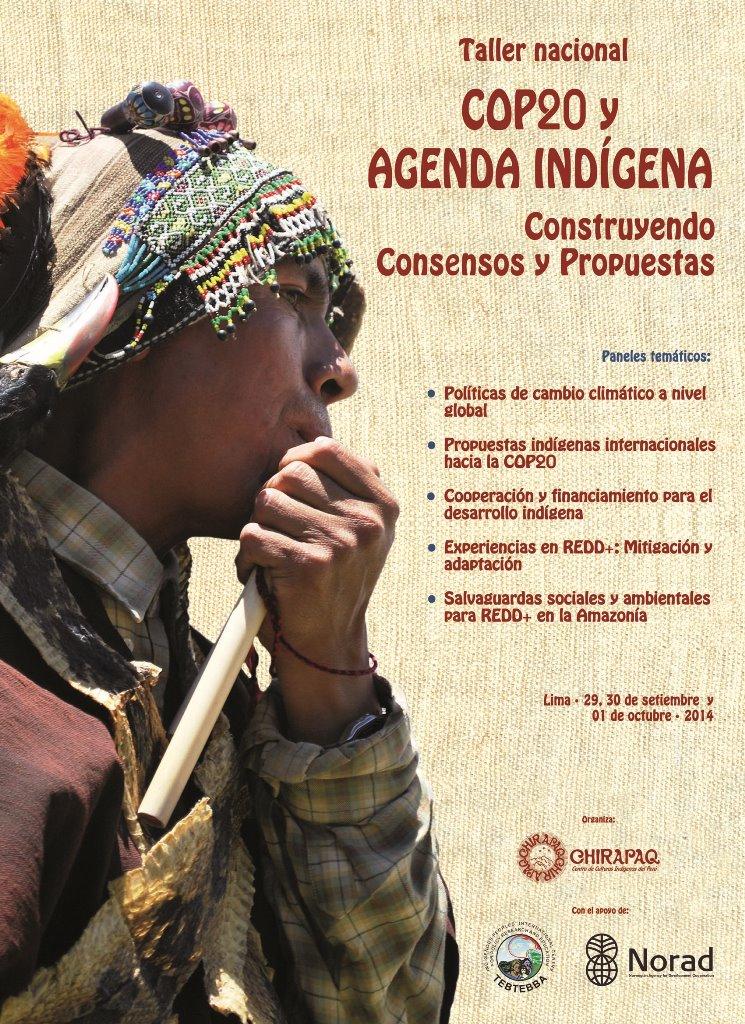 agenda indígena